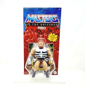 Masters of the Universe Origins Fisto - New In Stock (unpunched) MINT CONDITION