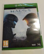 Halo 5 Guardians Xbox One Nuovo Sigillato UK PAL XB1 V originale Microsoft rilascio
