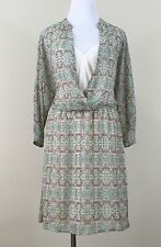 Kut From The Kloth M Dress new long sleeve modest flowy midi a line loose fit