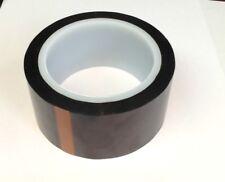 """2 Mil High Temp Polyimide Kapton Powder Coating Electrical Masking Tape 2-1/2"""""""