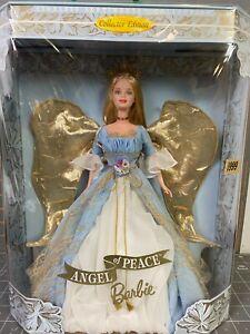 1999 Collector Edition Angel of Peace Barbie #24240 NIB NRFB