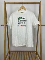 VTG Hand Over The Chocolate And No One Will Get Hurt Single Stitch T-Shirt L USA