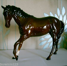 ROYAL DOULTON HORSE PONY SPIRIT OF YOUTH BROWN GLOSS MODEL No DA 59A PERFECT