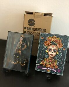 2019 Day Of The Dead Dia De Los Muertos BARBIE Doll  - NRFB BRAND NEW FXD52!!