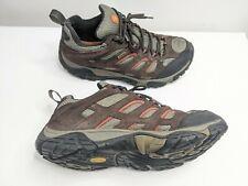 Merrell Moab Mens US 10 Wide EUR 44 Espresso Waterproof Hiking Boots J39723W