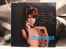 ACHILLE TOGLIANI - OMONIMO S/T 1967 LP VG+/EX 1967 ZEUS BE 0013 1st PRESS