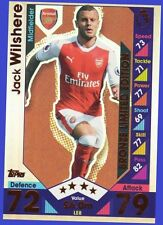 Match Attax 2016 2017 Topps LE8 JACK WILSHERE Bronze Limited Edition 16 17