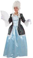 Déguisement Femme Marquise XS Costume Princesse Médiéval Adulte Reine
