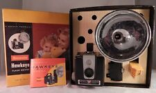 Vintage Kodak Brownie Hawkeye Flash Outfit Camera No.177L 1950's Clean