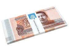 Cambodia Cambodge Khmer Kampuchea 100 Riel UNC x 100 1 Bundle