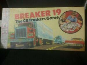 Breaker 19 The CB Truckers Game 1976 Milton Bradley / John Sands Australia