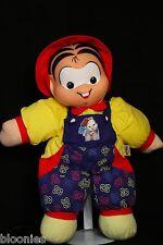 """Turma da Monica Baby 18"""" Multibrink Plush Toy Doll M"""