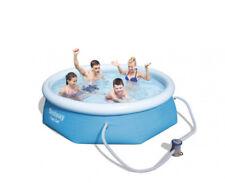 Runde Quick-Up-Pools für Erwachsene 244cm Durchmesser
