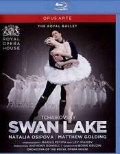 Tchaikovsky: Swan Lake [Blu-ray], New