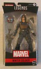 Hasbro Legends Series: Black Widow - Winter Soldier Action Figure