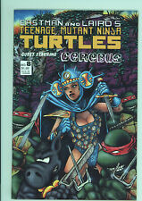 Teenage Mutant Ninja Turtles 8 - 1st print - High Grade 8.0 VF