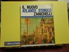 ART 5.923 IL NUOVO ATLANTE STORICO ZANICHELLI DI PIERRE VIDAL NAQUET 1987