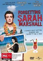 Forgetting Sarah Marshall DVD - REGION 4 AUSTRALIA
