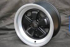 Porsche Design Felgen schwarz/poliert 6x15/7x15 für Porsche 911 neu, TÜV
