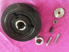 "Sawmill  Centrifugal Clutch kit 1""bore 16-25 HP Engine 2 Belt 2B size"