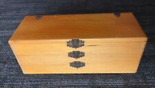 3 Tiered Box Set of Stanley Russell Jennings Auger Bits