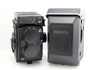 Yashica Mat-124G Medium Format Camera - Good Condition with Case