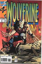Marvel Wolverine 77  1993   Lady Deathstrike