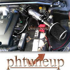 BLACK fit for 2003-2006 NISSAN MURANO S SE SL 3.5 3.5L V6 AIR INTAKE KIT