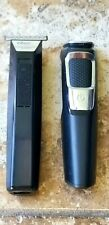 Philips Norelco MG3750 and OSTER 197-10E TRIMMERS .