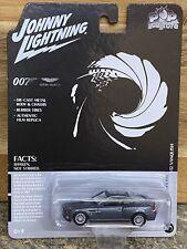 Johnny Lightning 1:64 James Bond Aston Martin Vanquish (Die Another Day) Gray