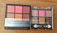 BH Cosmetics Neutral Eyes To Go 6 Color Eye shadow Palette (New, boxed & sealed)