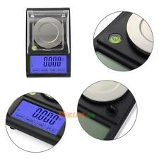 50g/0.001g Digital Milligram Scale High Precision Jewelry Balance Gram Weight
