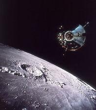 Apollo 11 Moon Lunar Module flight space NASA art print picture FREE BONUS PHOTO