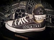 Dallas Cowboys Converse MEN OR WOMEN Sneakers
