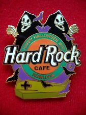 HRC Hard Rock Cafe Kowloon Halloween 1997 Skull LE