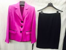 LESUIT SKIRT SUIT/NEW WITH TAG/RETAIL$200/SIZE 18/FULL LINED/MACYS STORE