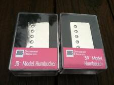 Seymour Duncan SH-4 JB / SH-1N 59 Pickup SET - NICKEL