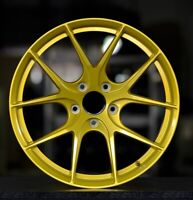 1x 20 inch FORGED WHEEL - CUSTOM MADE FOR PORSCHE 911 997 991 BOXSTER - ANODIZED