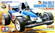 Tamiya 18630 1/32 Mini 4WD Dash-3 Shooting Star (MS Chassis)