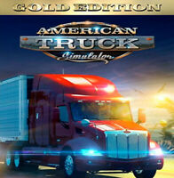 American Truck Simulator Gold Edition | Steam Key | PC | Digital | Worldwide