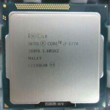 Intel Core i7-3770 3.4GHz Procesador de Cuatro Núcleos Socket LGA 1155