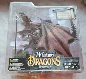 McFarlane Dragon Eternal Dragon Clan Series 5 RARE