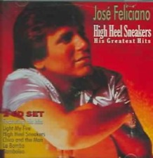 JOS' FELICIANO - HIGH HEEL SNEAKERS: HIS GREATEST HITS NEW CD