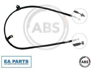 Cable, parking brake for MITSUBISHI PROTON A.B.S. K14877