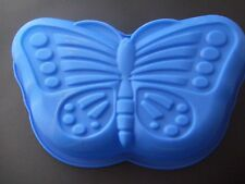"Silicone Mould Large 11"" Butterfly Cake/ Pan/ Tin/ Baking- Birthday"