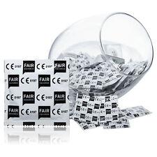 Fair Squared Ultra Sottile ² 100 preservativi, CO2 Neutro, Vegan, commercio equo e solidale fabbricato!