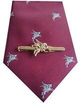 Airborne Pegasus Tie & Tie Clip Set q137
