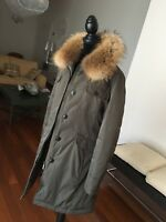 Cappotto Woolrich luxury