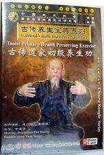 Taoist Seconday health preserving exercise Qi gong-Taoïste-Xuan tongzi-débutant