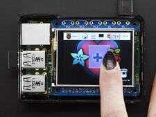 "Adafruit PiTFT 2.4"" HAT Raspberry Pi LCD Touch Screen Kit 320x240 TFT Pi 2/B+/A+"